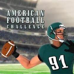 Amerika Futbol Yarışması - American Football Challenge