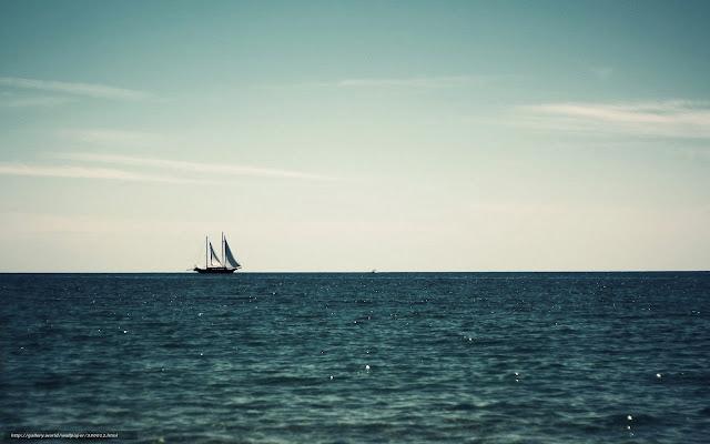 """Segundo """"sábios cientistas"""" da antiguidade, os barcos sumiam na curvatura"""