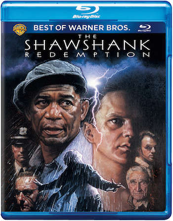 The Shawshank Redemption 1994 Dual Audio Hindi 720p BluRay 950mb