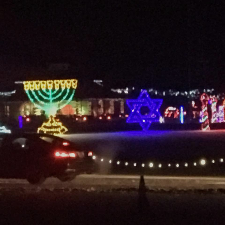 Magic of Lights - Victory Park Review by Mary Johnson | The 12 Days ...