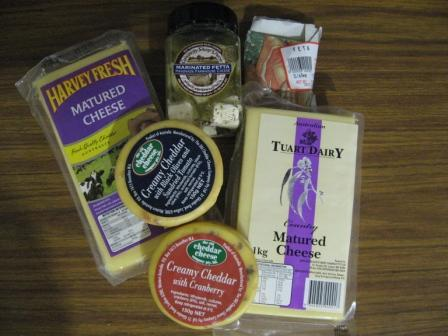 Small Steps for Sustainability: Buying WA cheese