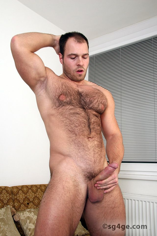 Naked hairy men blog