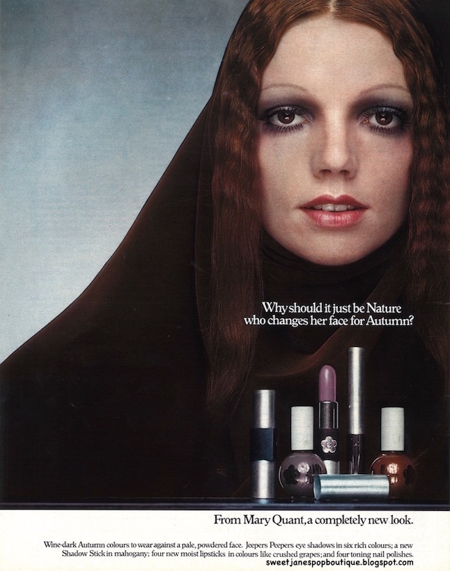 Mary Quant Make-Up 1970s