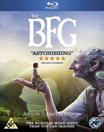 The BFG 2016 Dual Audio ORG Hindi Bluray Movie Download