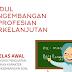 Download Lengkap Modul PKB lengkap Guru SD kelas Awal tahun 2017