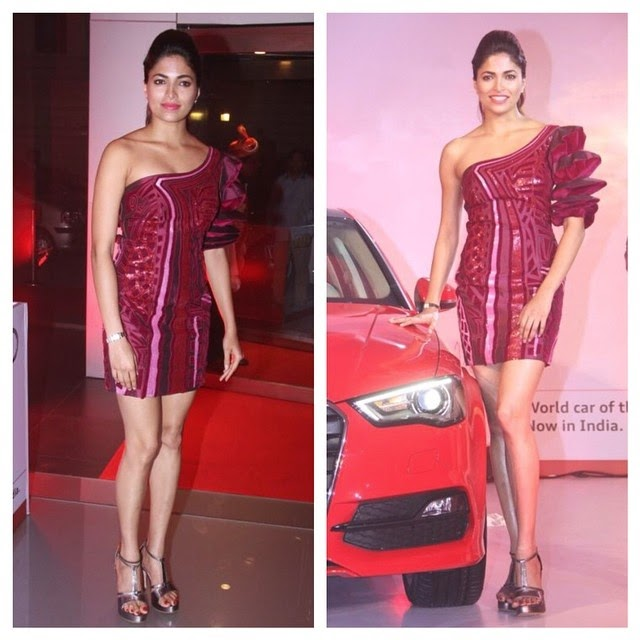 mapxencars on lovely parvathy omanakuttan :d for audi a3 launch in chennai ! mapxencars , tier dress , maroon , pink , parvathy omanakuttan , audia 3 , launch , chen na i ,, Hot Images of Parvathy Omanakuttan From Latest Events