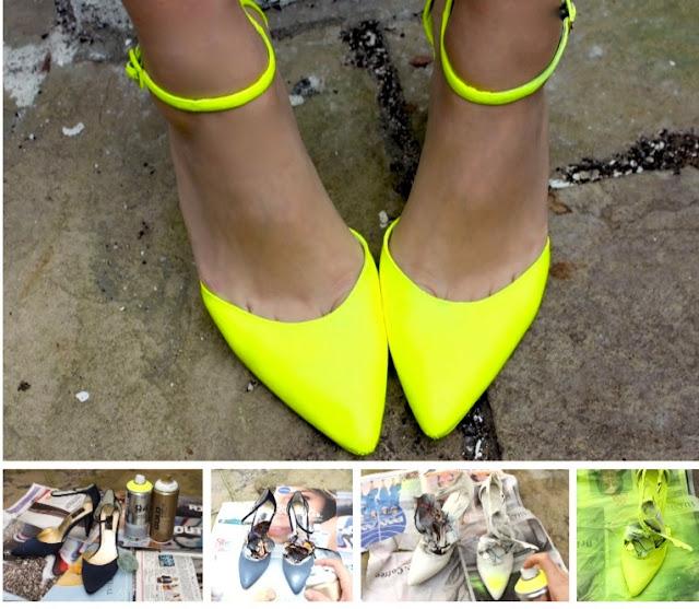 el yapımı ayakkabı