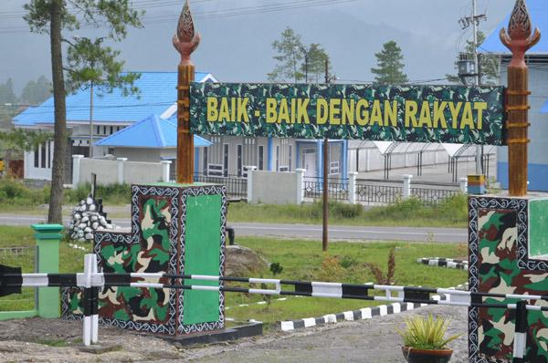 Bandara Rembele dan Batalyon 114 Satria Musara Berada di Lahan Milik Prabowo