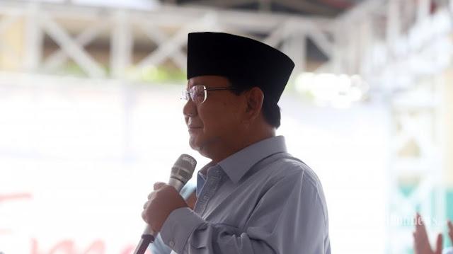 Bermaksud Canda, Prabowo Sebut 'Tampang Boyolali' Digunakannya untuk lebih Akrab dengan Rakyat