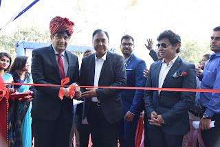 Tata Motors inaugurates three new passenger vehicle dealerships in Jaipur