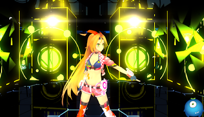 Unity-chan! Candy Rock Star Unity-chan-rock-star