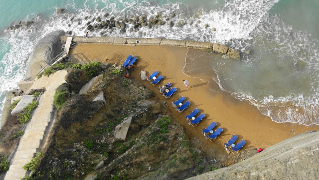 Türkei Strandliegen Mittelmeer