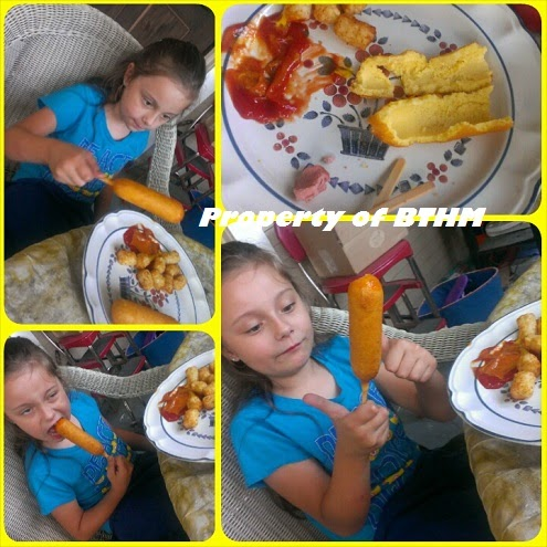 foster farms gluten free corn dogs collage