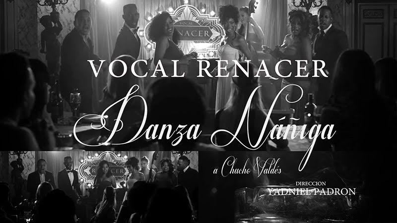 Grupo Vocal Renacer - ¨Danza Ñáñiga¨ - Videoclip - Director: Yadniel Padrón. Portal Del Vídeo Clip Cubano