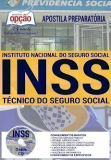 Download Apostila Concurso INSS 2019 PDF