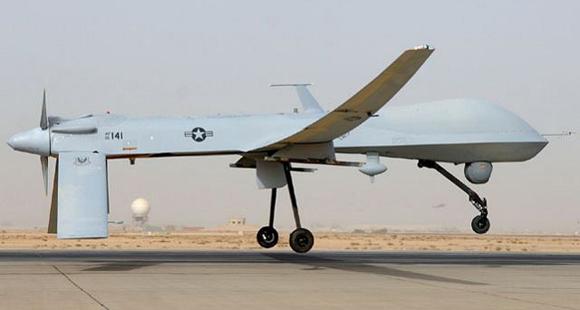 Avión no tripulado MQ1 Predator
