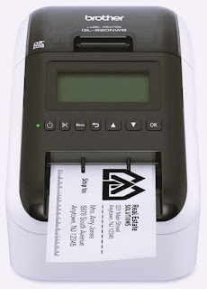 Brother QL-820NWB Labels Printer Driver Download