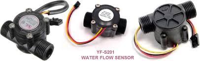 Mengakses Sensor Waterflow YF –S201 dengan Arduino Uno