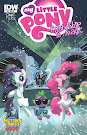 MLP Friendship is Magic #3 Comic Cover Midtown Comics Variant