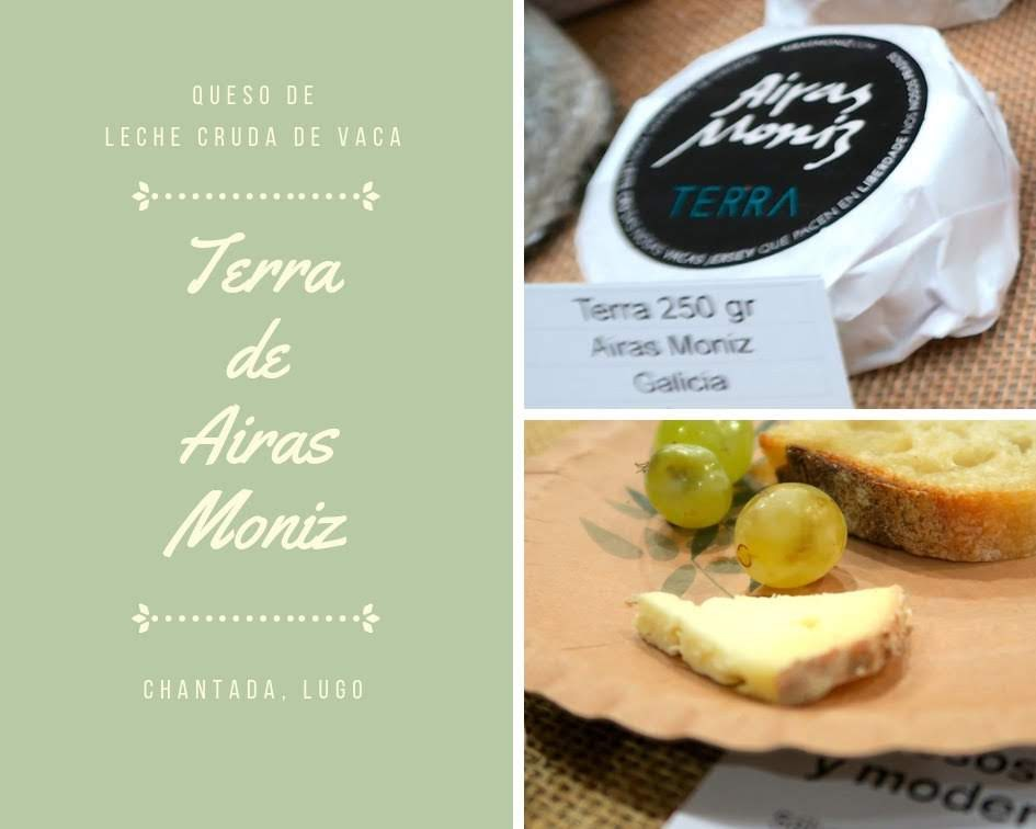 Terra de Airas Moniz テラ・デ・アイラス・モニス スペインのルゴ産の自然派チーズ