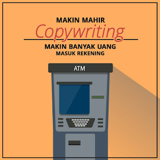 makin mahir copywriting makin laku jualan online