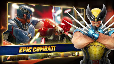 MARVEL Strike Force Mod Apk Android Download - Approm org