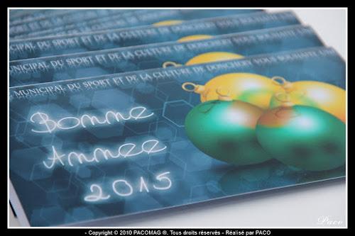cartes postales nouvelle année région Champagne Ardenne