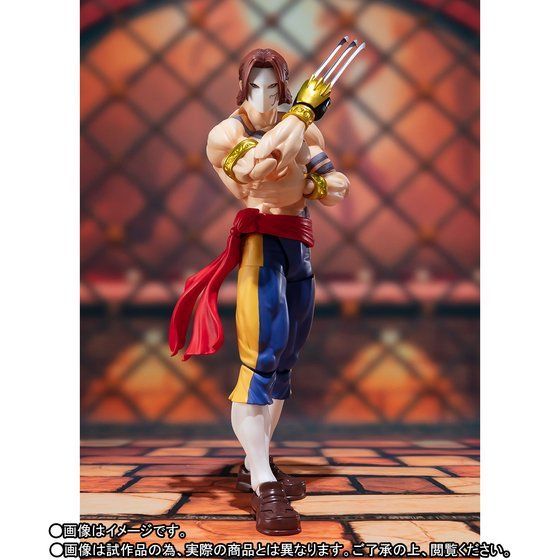 "S.H.Figuarts Balrog / Vega de ""Street Fighter V"" - Tamashii Nations"