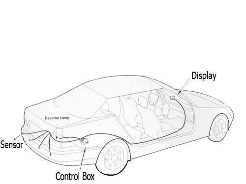 Meu Ex-Peugeot 206 Soleil 1.6 8V*: Instalação de Sensor de