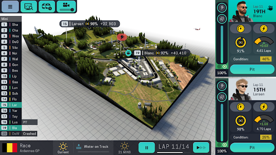 Motorsport Manager Mobile 3 Mod Apk Android