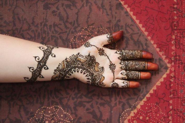 Fashion world latest Fashion: Eid mehndi lovely designs ...  Fashion world l...