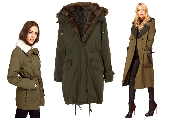 Matter Of Style: DIY Fashion: What to Wear Wednesday: Parkas