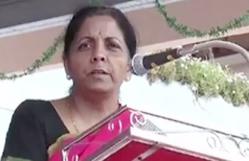 Nirmala Sitharaman Speech
