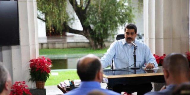 Maduro: Nadie se obsesione con elecciones que no están en la Constitución