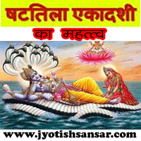 best hindi jyotish for shat tila ekadashi pooja, free tips