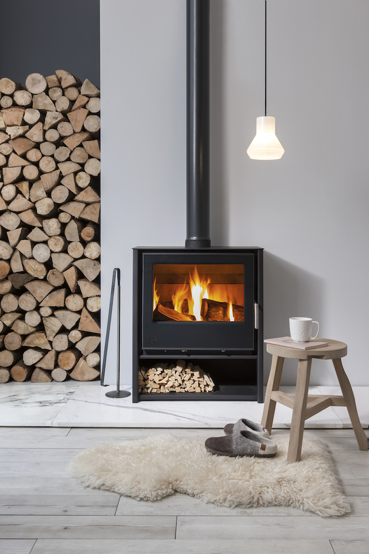 My Scandinavian Home Feeling The Hygge A Toasty Guide To Wood Burning Stoves