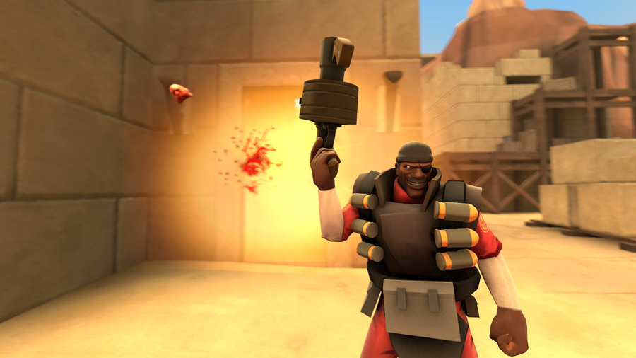 Team Fortress 2, Demoman