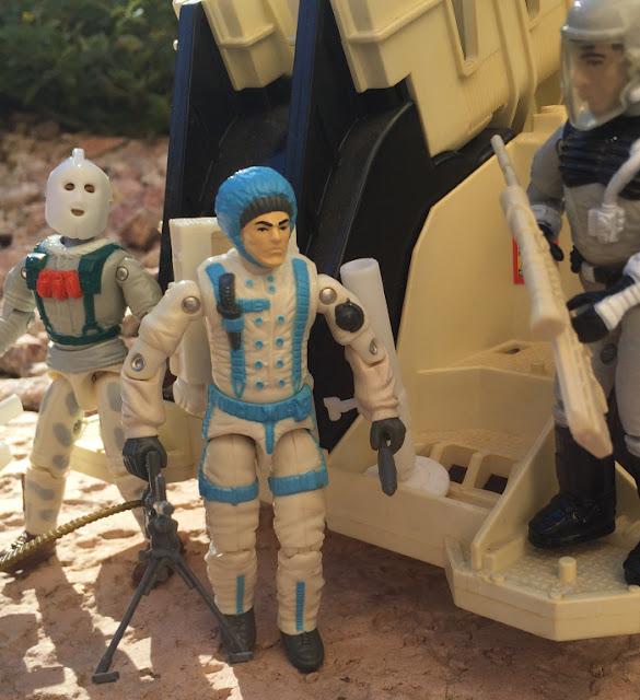 1990 Sub Zero, 1993 Frostbite, 1994 Snow Storm, Battle Corps, Blockbuster
