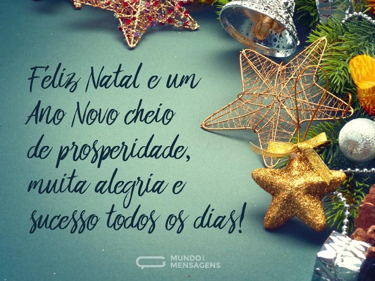 Feliz Natal, Ano Novo