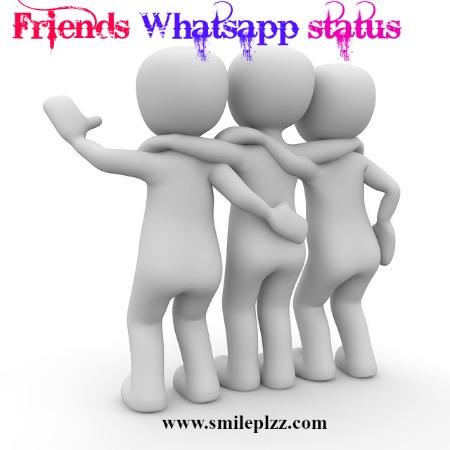 Best Friendship Status For Whatsapp , Short Friendship Quotes