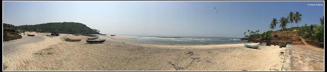 Motha Khavane Beach
