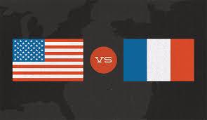 انتهت المباراه .. مباراه فرنسا وامريكا اليوم 9-6-2018
