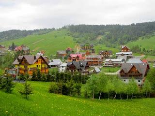 Zdiar High Tatras Slovakia