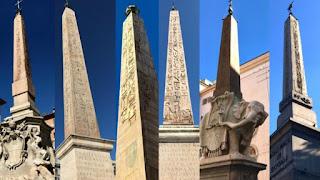 Gli obelischi di Roma - Visita guidata