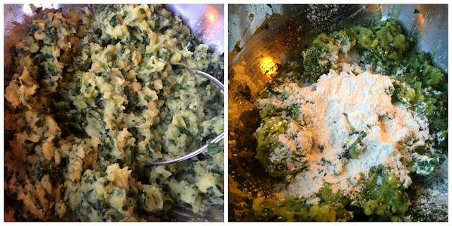 Ispanaklı Patates Köftesi Tarifi, Vejetaryen, Kişniş Otu, Yemek, Blogu