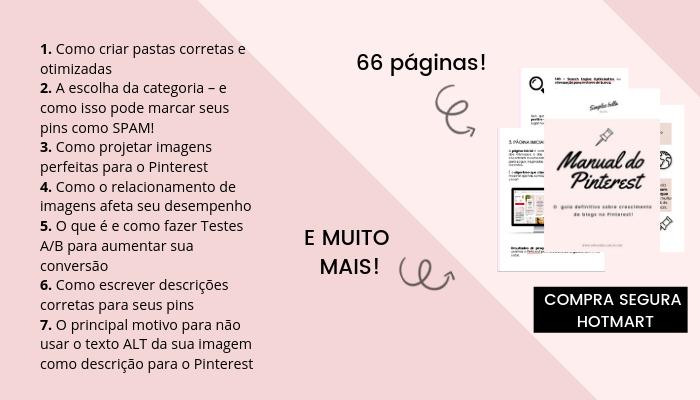 Como usar o Pinterest para divulgar o blog