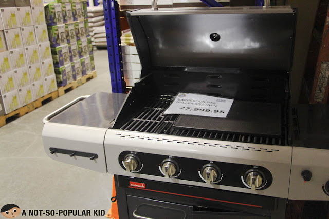 Barbecook Gas Griller Siesta
