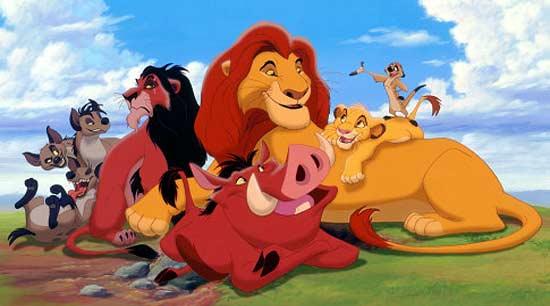 Películas recomendadas: El rey león