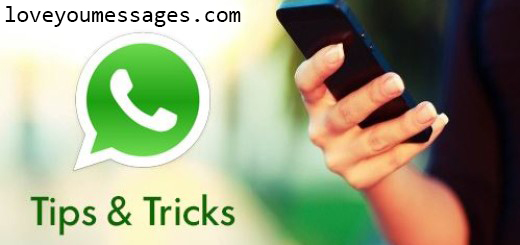 whatsapp flirting tips