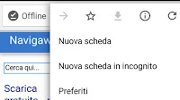 Salvare pagine web e video con Chrome su Android